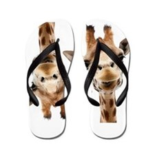 Hangover Movie Part 3 Giraffe Flip Flops