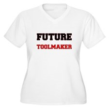 Future Toolmaker Plus Size T-Shirt