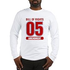 05 Team Long Sleeve T-Shirt