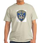 Oakland Police Ash Grey T-Shirt