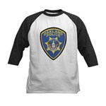 Oakland Police Kids Baseball Jersey