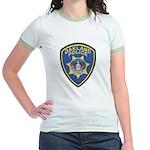 Oakland Police Jr. Ringer T-Shirt
