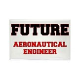 Future Aeronautical Engineer Rectangle Magnet