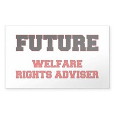 Future Welfare Rights Adviser Decal