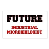 Future Industrial Microbiologist Decal