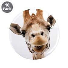 "Hangover Movie Part 3 Giraffe 3.5"" Button (10 pack"