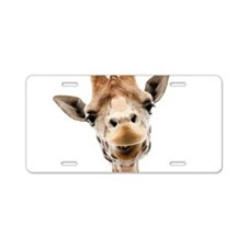 Hangover Movie Part 3 Giraffe Aluminum License Pla