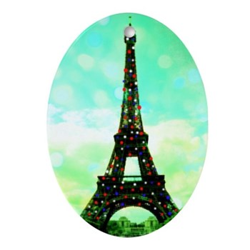 Eiffel Tower Pictures Christmas on Eiffel Tower Christmas Tree Ornament   Gofrance About Com Online Store