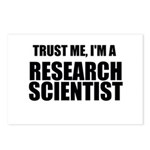 Trust Me, Im A Research Scientist Postcards (Packa