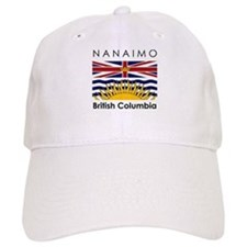 Nanaimo British Columbia Baseball Cap