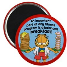 Balanced Breakfast Magnet