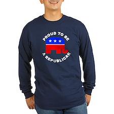 Proud Republican (Front) T