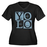 YOLO Plus Size T-Shirt