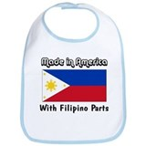Filipino Parts Bib