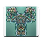 Feathered Serpent  Mousepad