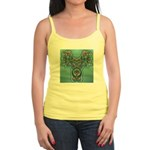 Feathered Serpent  Jr. Spaghetti Tank