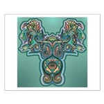 Feathered Serpent  Small Poster