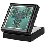 Feathered Serpent Keepsake Box