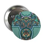 Feathered Serpent Button