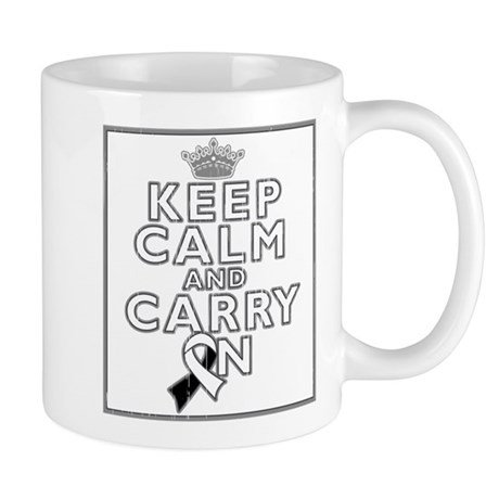 Carcinoid Cancer Keep Calm Mug