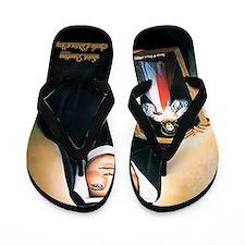 Saint Faustina Apostle Of Divine Mercy Flip Flops