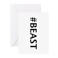 #BEAST Greeting Cards (Pk of 20)