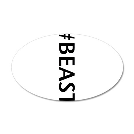 #BEAST Wall Sticker