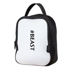 #BEAST Neoprene Lunch Bag