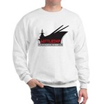 Battleship Pretension Logo Sweatshirt