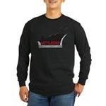 Dark BP Logo Long Sleeve T-Shirt