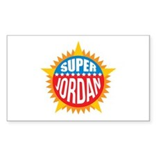 Super Jordan Decal