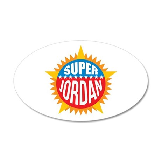 Super Jordan Wall Decal