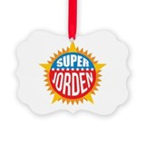 Super Jorden Ornament