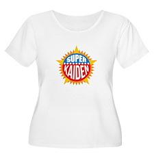 Super Kaiden Plus Size T-Shirt