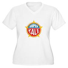 Super Kale Plus Size T-Shirt