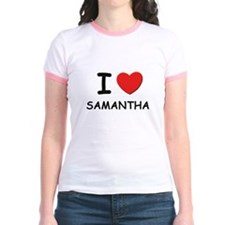 I love Samantha T
