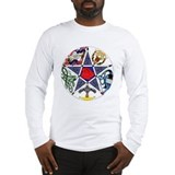 pentalpha Long Sleeve T-Shirt