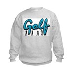 Golf Kids Sweatshirt