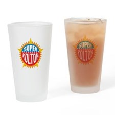 Super Kolton Drinking Glass