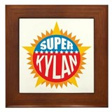 Super Kylan Framed Tile