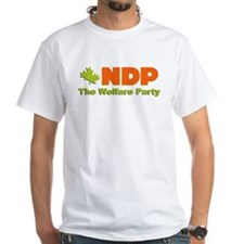 NDP Welfare Party Shirt