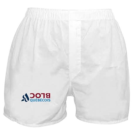 Bloc Quebecois Transform Boxer Shorts