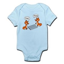 Optical illusion Trick Infant Bodysuit