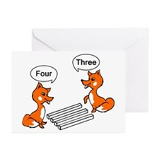Optical illusion Trick Greeting Cards (Pk of 20)