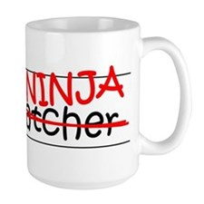 Job Ninja Dispatcher Mug