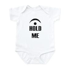 hold me Infant Bodysuit