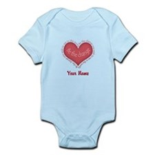 Be The Change - Personalized! Body Suit