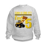 Can You Dig It? Im 5 Sweatshirt