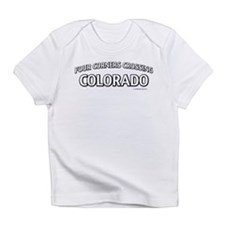 Four Corners Crossing Colorado Infant T-Shirt