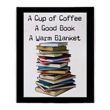 Book Lovers Blanket 3 Throw Blanket